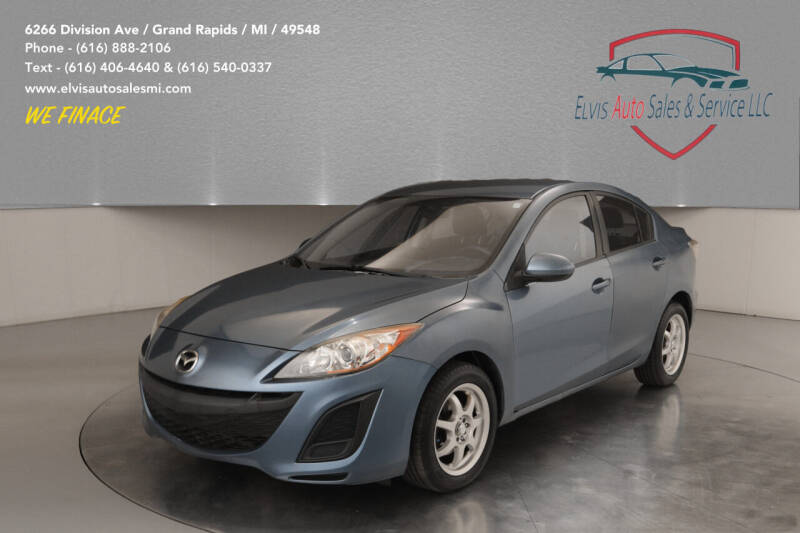 2011 Mazda MAZDA3 for sale at Elvis Auto Sales LLC in Grand Rapids MI
