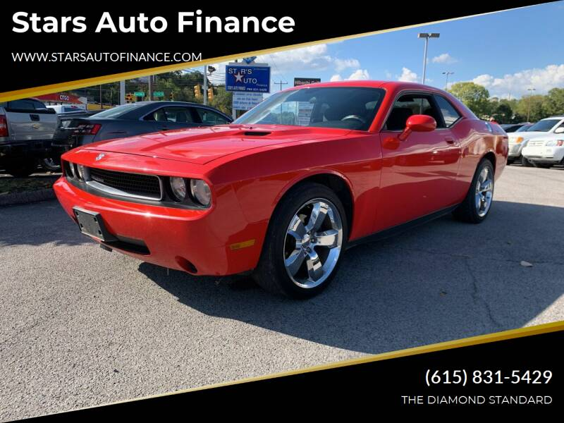 2010 Dodge Challenger for sale at Stars Auto Finance in Nashville TN