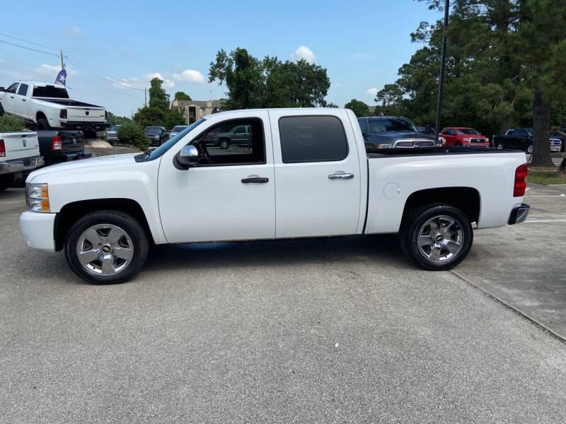 2011 Chevrolet Silverado 1500 for sale at Texas Truck Sales in Dickinson TX
