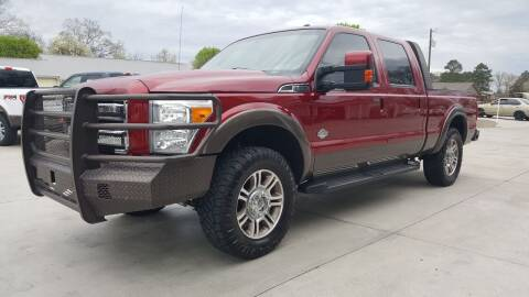 2015 Ford F-250 Super Duty for sale at Crossroads Auto Sales LLC in Rossville GA
