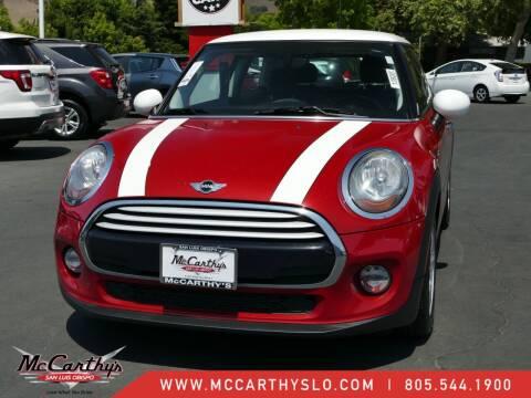 2014 MINI Hardtop for sale at McCarthy Wholesale in San Luis Obispo CA