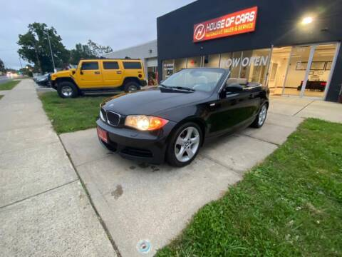 2008 BMW 1 Series for sale at HOUSE OF CARS CT in Meriden CT