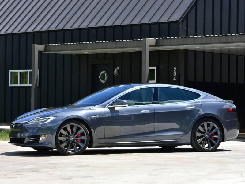 2016 Tesla Model S for sale at Ehrlich Motorwerks in Siloam Springs AR