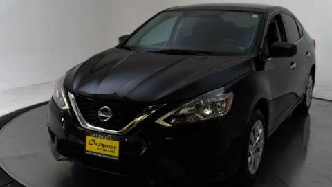2016 Nissan Sentra for sale at AUTOMAXX MAIN in Orem UT
