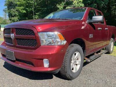 2017 RAM Ram Pickup 1500 for sale at Worthington Air Automotive Inc in Williamsburg MA