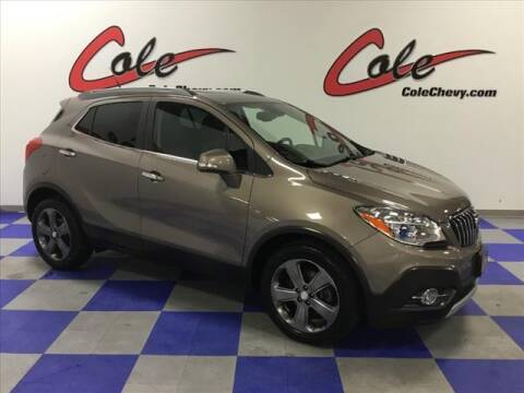 2014 Buick Encore for sale at Cole Chevy Pre-Owned in Bluefield WV