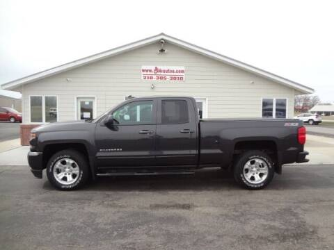 2016 Chevrolet Silverado 1500 for sale at GIBB'S 10 SALES LLC in New York Mills MN