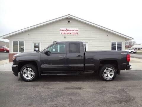 2016 Chevrolet Silverado 1500 for sale at GIBB'S 10 SALES LLC in New York Mills MN