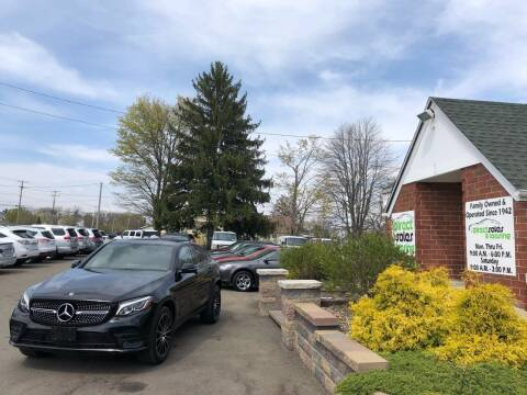 2018 Mercedes-Benz GLC for sale at Direct Sales & Leasing in Youngstown OH