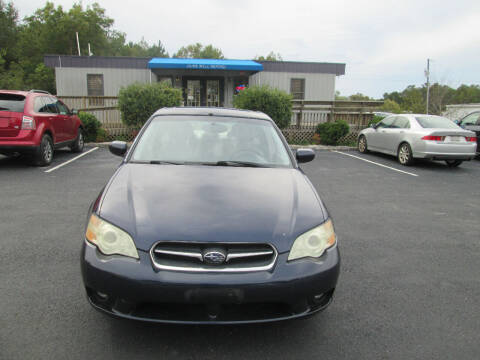 2006 Subaru Legacy for sale at Olde Mill Motors in Angier NC