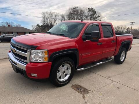2009 Chevrolet Silverado 1500 for sale at E Motors LLC in Anderson SC