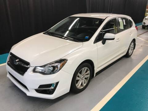2015 Subaru Impreza for sale at Mancuso Country Auto in Batavia NY