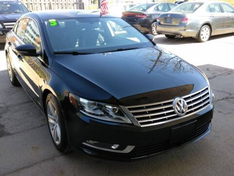 2013 Volkswagen CC for sale at Divine Auto Sales LLC in Omaha NE