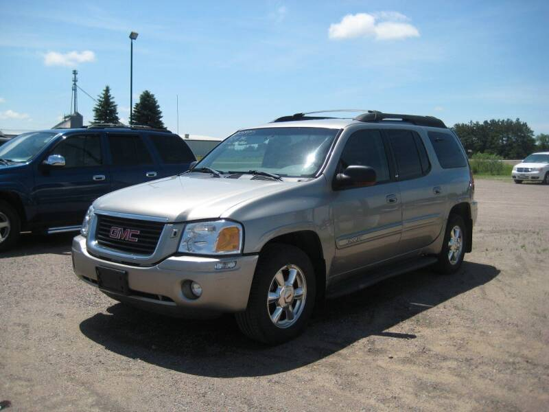 2003 GMC Envoy XL for sale at Rice Auto Sales in Rice MN