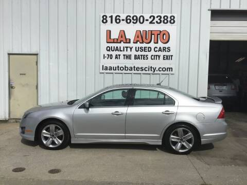 2010 Ford Fusion for sale at LA AUTO in Bates City MO