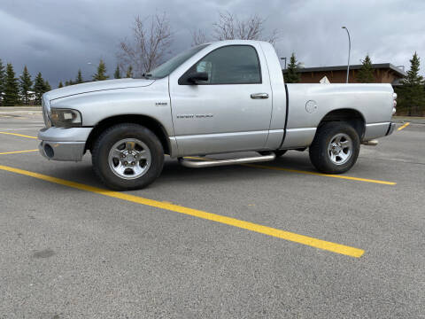 2005 Dodge Ram Pickup 1500 for sale at Truck Buyers in Magrath AB