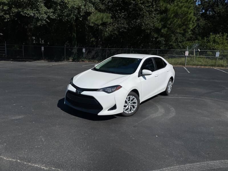 2017 Toyota Corolla for sale at Elite Auto Sales in Stone Mountain GA