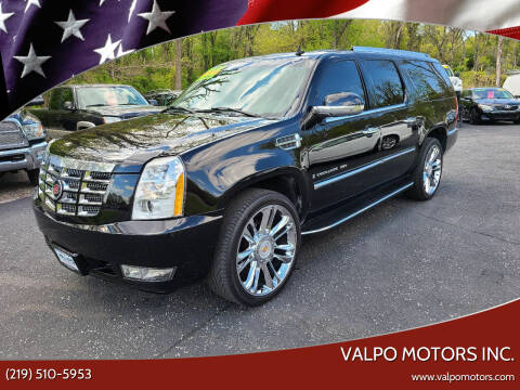 2007 Cadillac Escalade ESV for sale at Valpo Motors Inc. in Valparaiso IN
