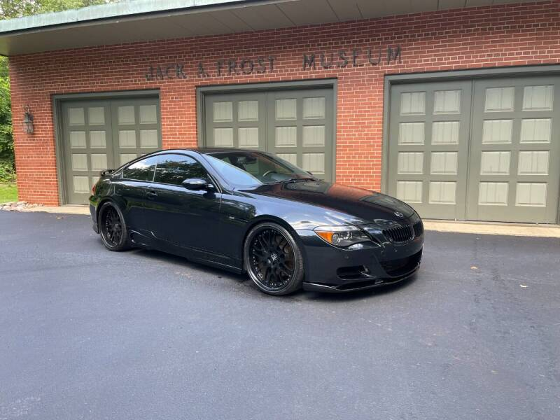 2006 BMW M6 for sale at Jack Frost Auto Museum in Washington MI