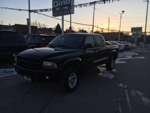 2000 Dodge Dakota for sale at Dino Auto Sales in Omaha NE