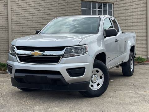 2019 Chevrolet Colorado for sale at Quality Auto of Collins in Collins MS