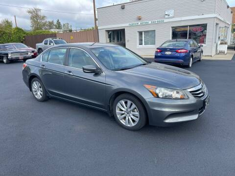 2011 Honda Accord for sale at Fairview Motors in West Allis WI