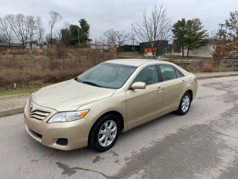 2011 Toyota Camry for sale at Abe's Auto LLC in Lexington KY