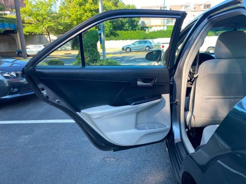 2014 Toyota Camry LE 4dr Sedan - Elizabeth NJ