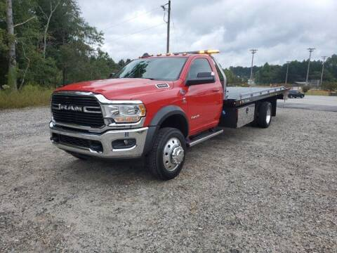 2020 RAM Ram Chassis 5500 for sale at Loganville Ford Fleet and Commercial Sales in Loganville GA