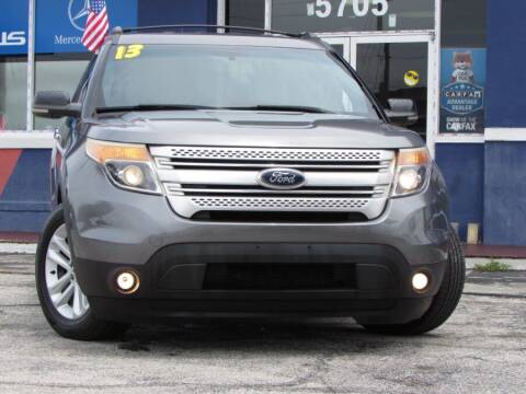 2013 Ford Explorer for sale at VIP AUTO ENTERPRISE INC. in Orlando FL