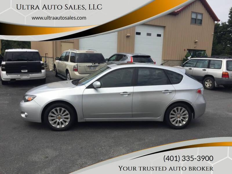 2010 Subaru Impreza for sale at Ultra Auto Sales, LLC in Cumberland RI