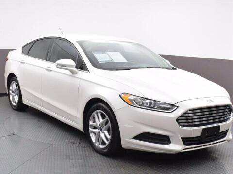 2015 Ford Fusion for sale at Hickory Used Car Superstore in Hickory NC