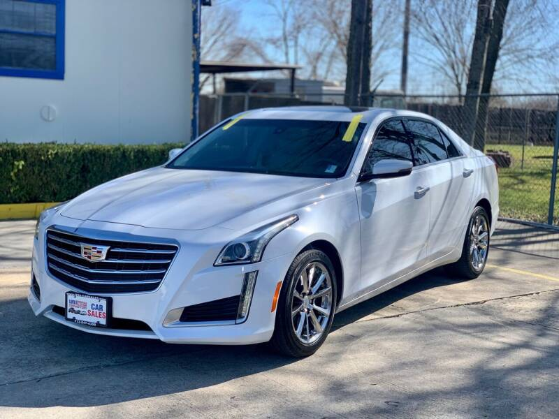 2018 Cadillac CTS for sale at USA Car Sales in Houston TX