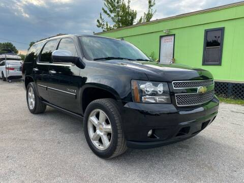2008 Chevrolet Tahoe for sale at Marvin Motors in Kissimmee FL