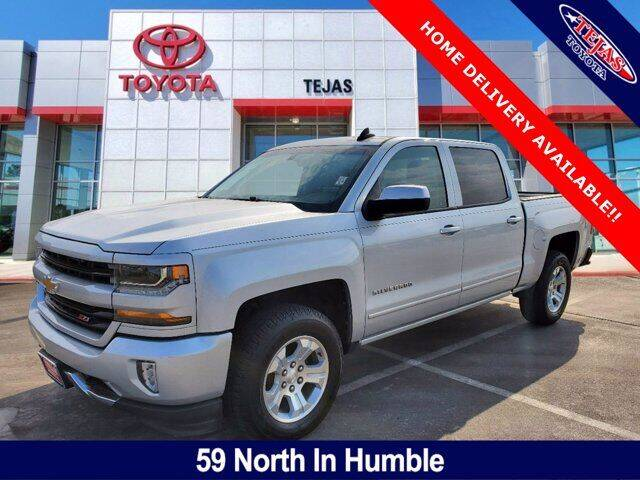 2017 Chevrolet Silverado 1500 for sale at TEJAS TOYOTA in Humble TX