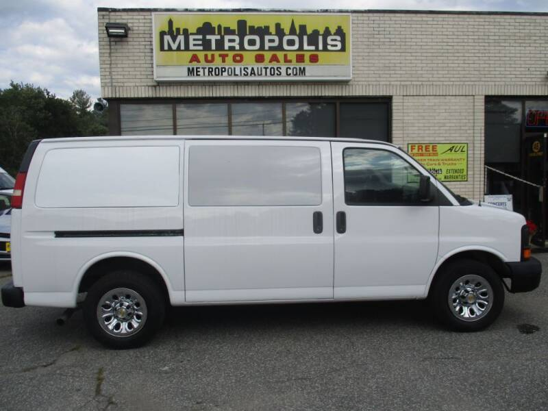 2014 Chevrolet Express Cargo for sale at Metropolis Auto Sales in Pelham NH