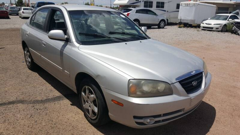 2005 Hyundai Elantra for sale at AZ Auto and Equipment Sales in Mesa AZ