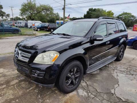 2007 Mercedes-Benz GL-Class for sale at Advance Import in Tampa FL