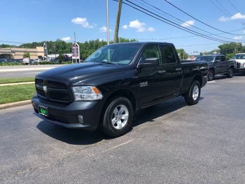 2018 RAM Ram Pickup 1500 for sale at iCar Auto Sales in Howell NJ