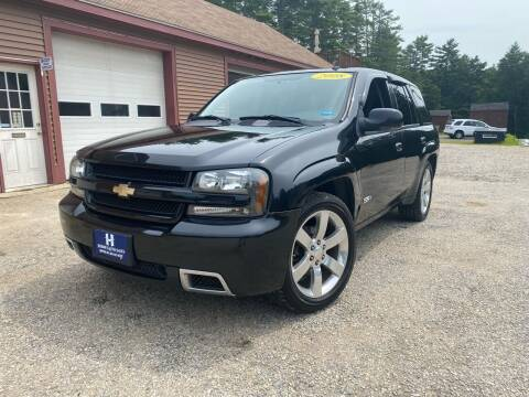 2008 Chevrolet TrailBlazer for sale at Hornes Auto Sales LLC in Epping NH