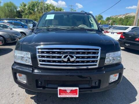 2010 Infiniti QX56 for sale at Fuentes Brothers Auto Sales in Jessup MD