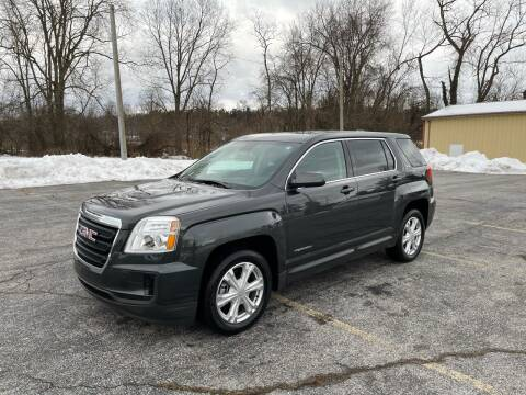 2017 GMC Terrain for sale at Jackie's Car Shop in Emigsville PA