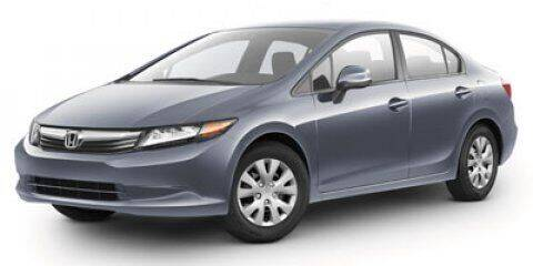 2012 Honda Civic for sale at STG Auto Group in Montclair CA