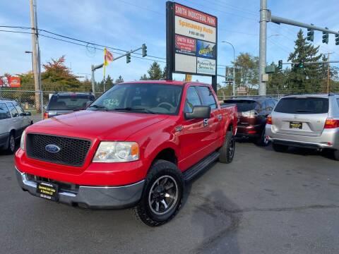 2005 Ford F-150 for sale at Tacoma Autos LLC in Tacoma WA