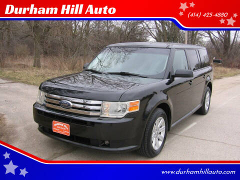 2010 Ford Flex for sale at Durham Hill Auto in Muskego WI