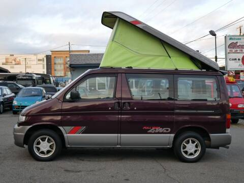 1995 Mazda Bongo Friendee MT5 for sale at JDM Car & Motorcycle LLC in Seattle WA