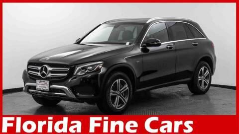 2019 Mercedes-Benz GLC for sale at Florida Fine Cars - West Palm Beach in West Palm Beach FL
