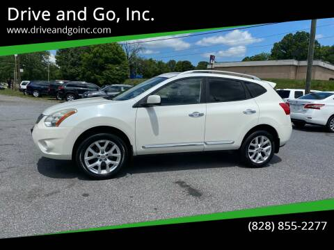 2011 Nissan Rogue for sale at Drive and Go, Inc. in Hickory NC