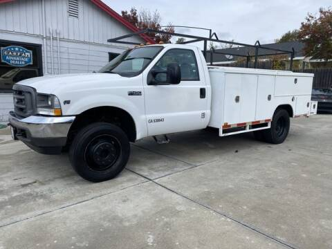 2004 Ford F-450 Super Duty for sale at Guarantee Auto Group in Atascadero CA