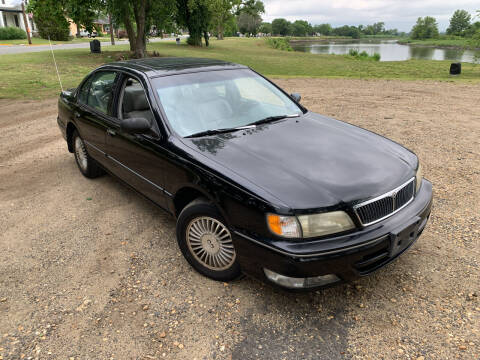 1998 Infiniti I30 for sale at Ace's Auto Sales in Westville NJ